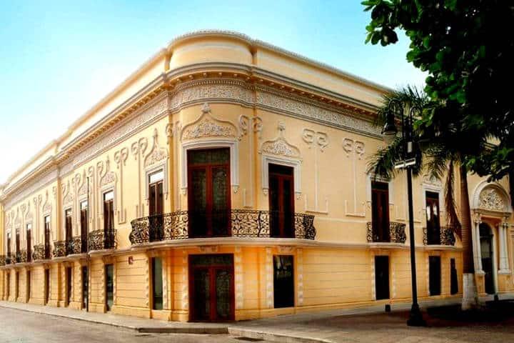 Haciendas henequeras de Yucatán Foto Turismo Yucatán