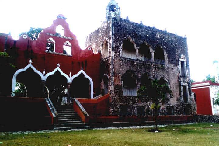 Haciendas henequeras de Yucatán Foto Turisteando en Yucatán