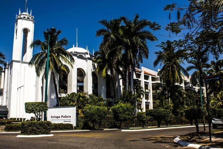 Hotel Ixtapa Palace. Foto Hotel Ixtapa Palace.