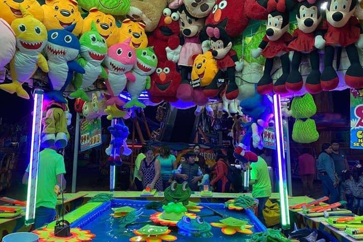 Jojutla. Foto Jojutla Feria Año Nuevo FB.
