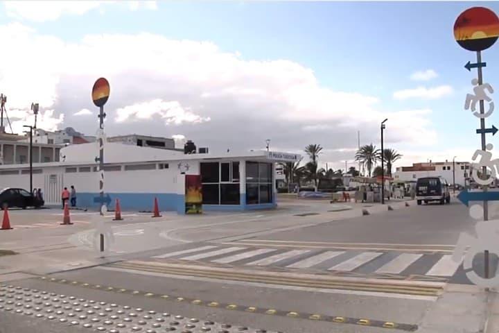 Malecón, Playa. Foto Yucatán en Corto.