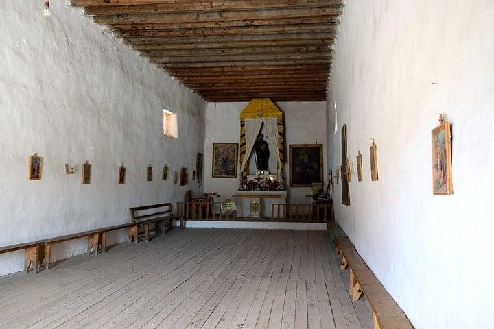 Misión de San Ignacio, Sierra Tarahumara. Foto S PA.