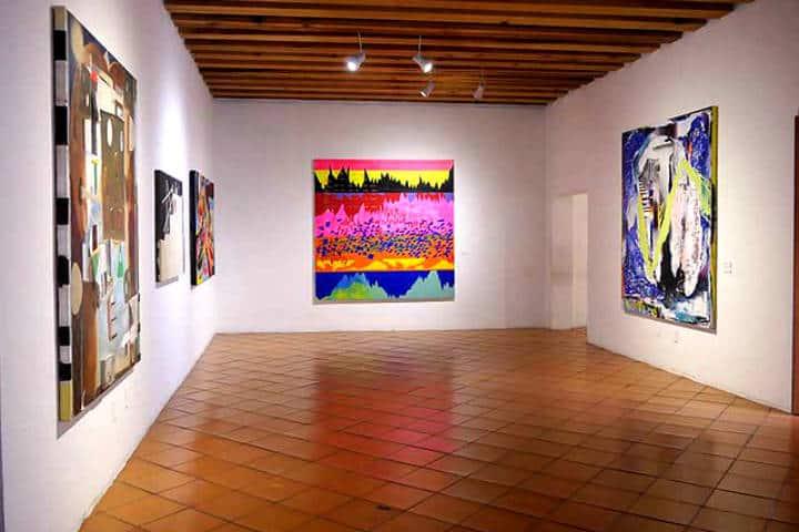 Museo de Arte Contemporáneo de Oaxaca Foto MACO