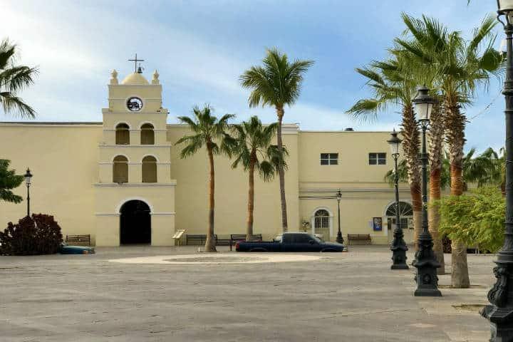 Parroquia de Nuestra Señora del Pilar. Foto Rafael Saldaña
