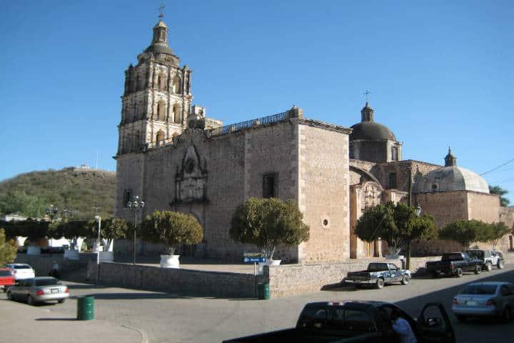 Parroquia de la Purísima Concepción. Foto Maximiliano Dobladez