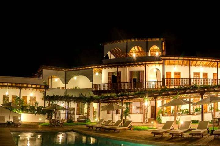 Perú a través del pisco Foto Hotel Viñas Queirolo