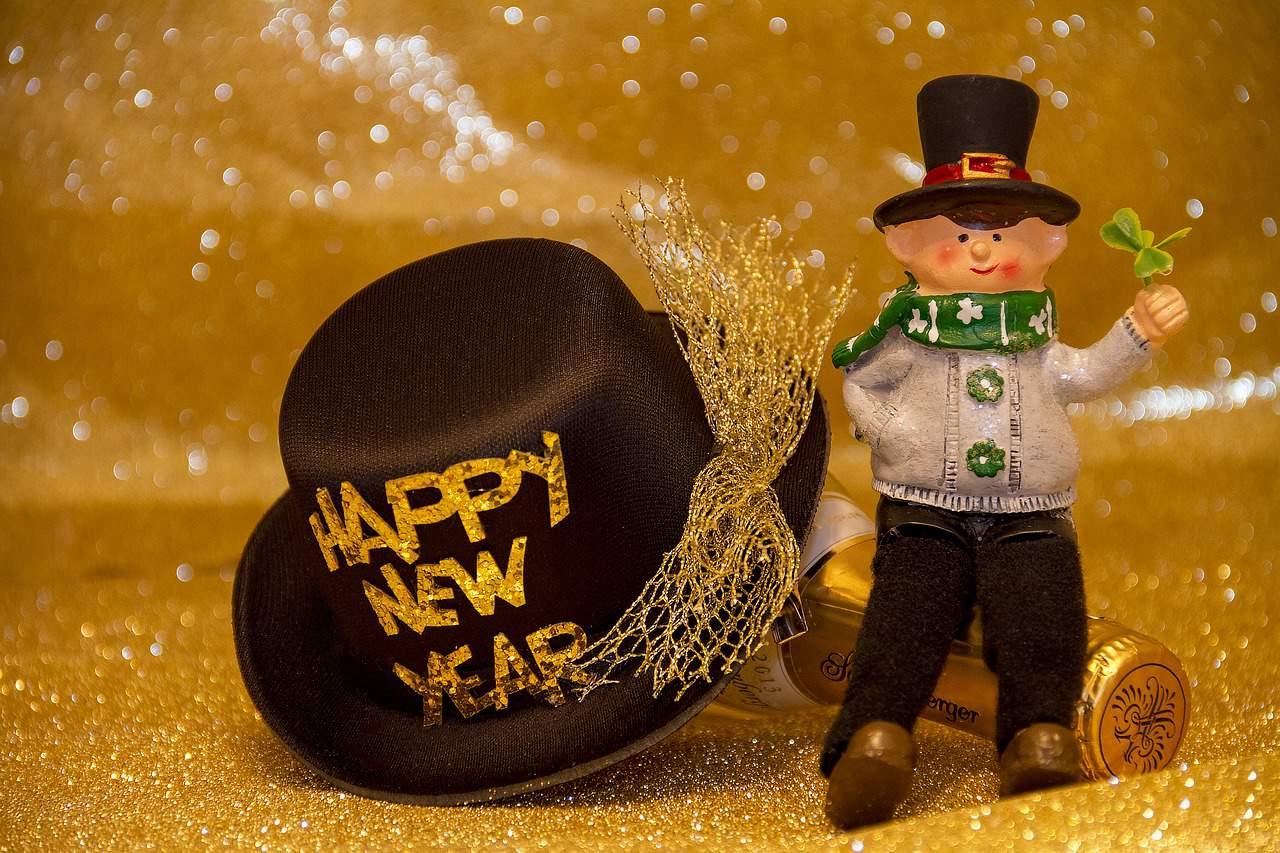 Año nuevo alrededor el mundo Foto. Pixabay