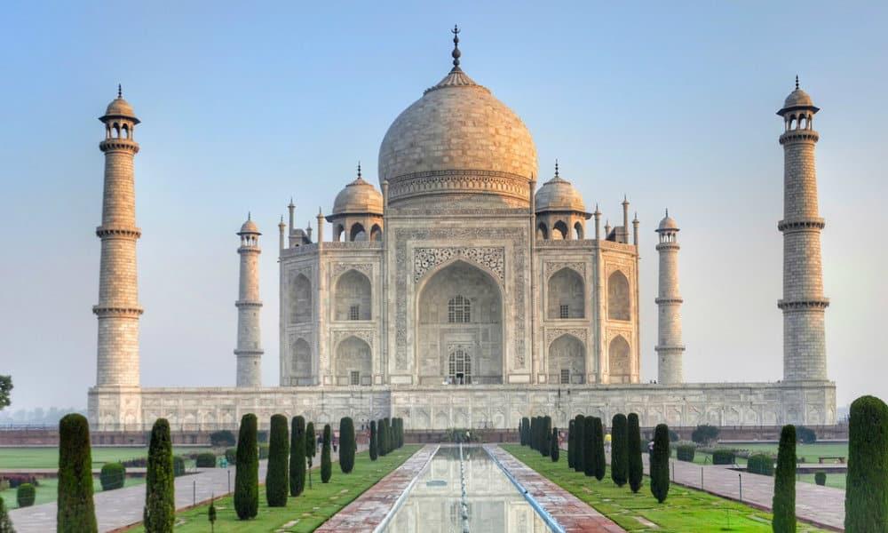 Taj Mahal Foto. Pixabay