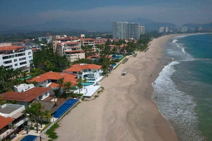 Playa el Palmar. Foto Zihuatanejo del Recuerdo