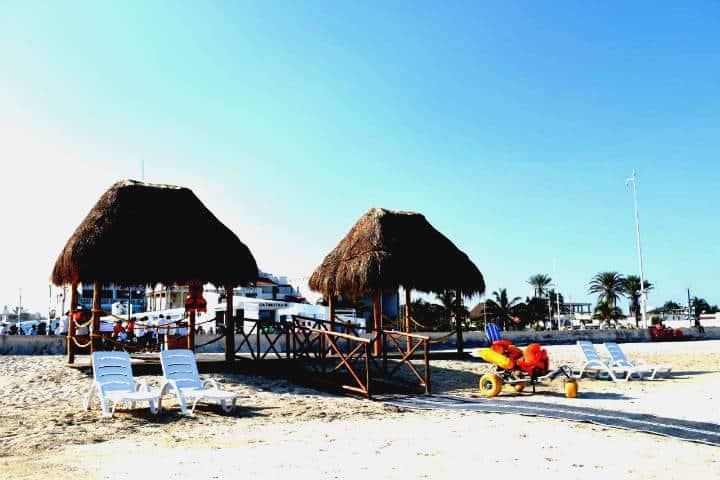 Playa incluyente de Yucatán Foto 88