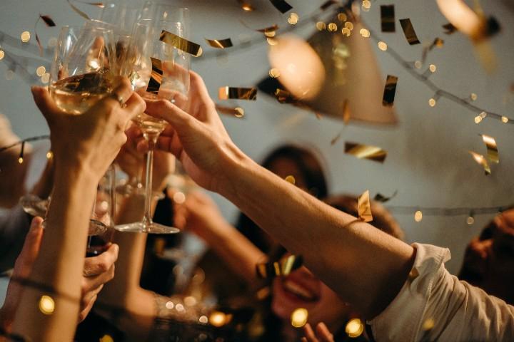 Rituales de año nuevo alrededor del mundo.