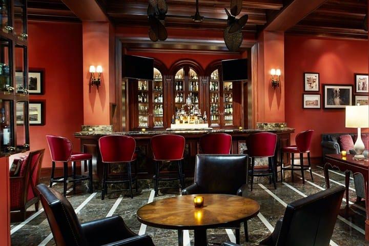 Ritz Carlton, Rumbar. Foto Ritz Carlton.