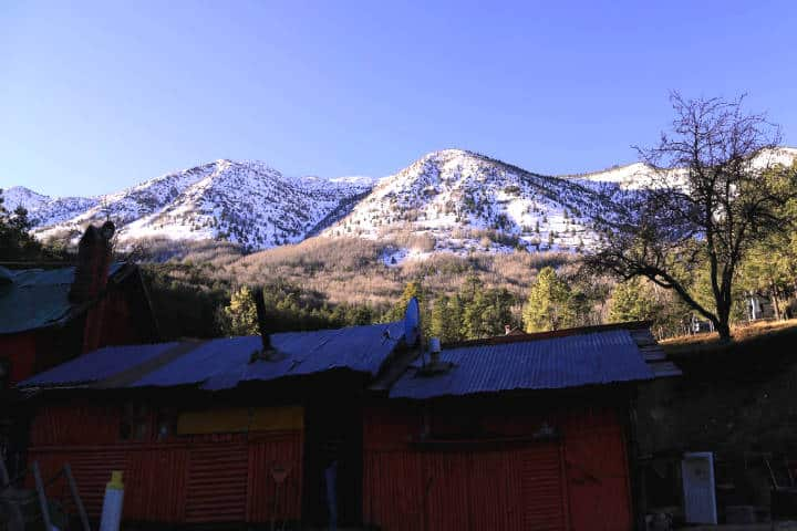 Sierra la Martha. Foto Roberto González