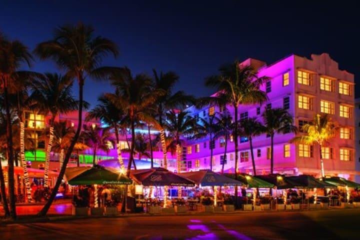 South Beach. Foto Lady Nights.