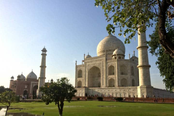Taj Mahal Foto J. Knox