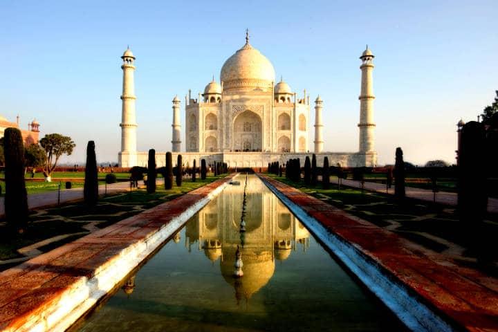 Taj Mahal Foto Louis Vest