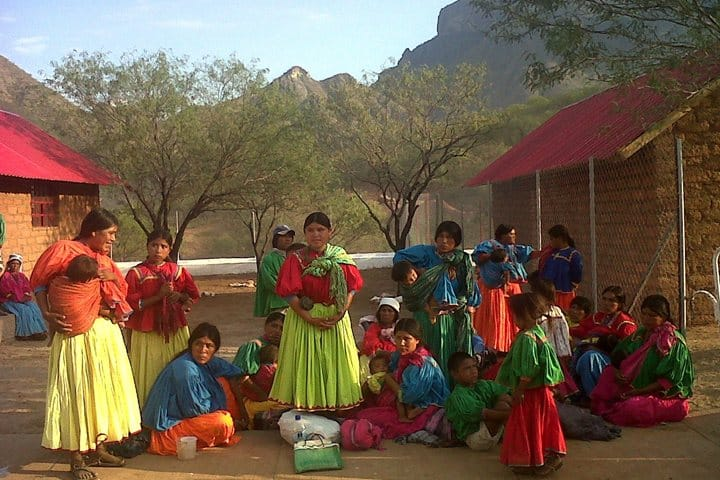 Tarahumaras, Creed. Foto Caminero FB.