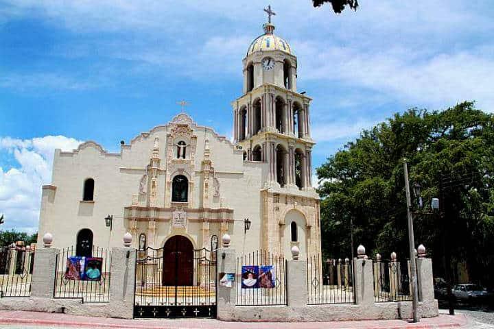 Templo de San Isidro Labrador. Foto Secretaría de Turismo de México