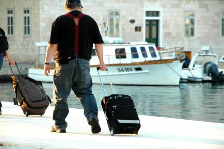 Viajar al extranjero Foto Ed S. Johovac