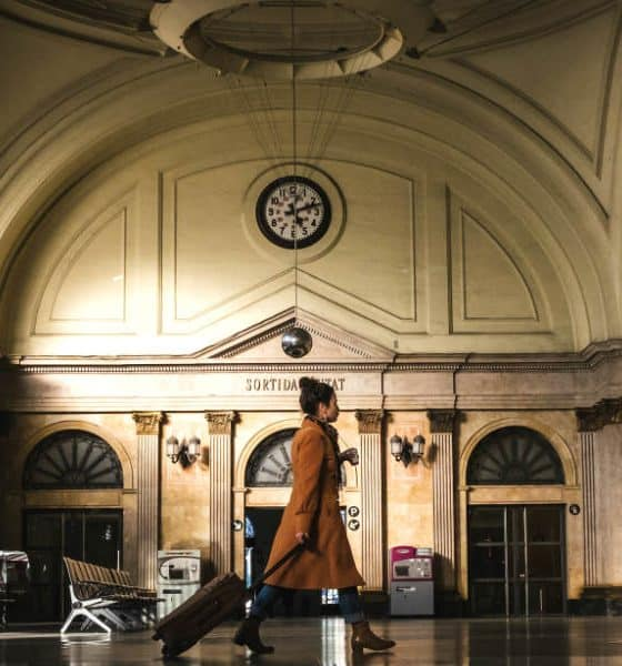 Viajar al extranjero Foto Enric Fradera