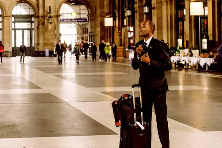 Viajar con puntos Foto nils.rohwer