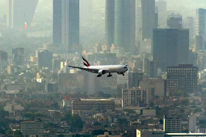 Vuelo Mexico Dubai Emirates 1