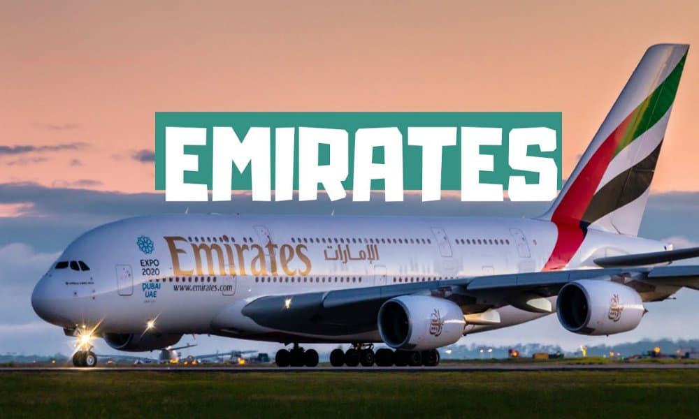Viajar en Emirates Foto. Youtube