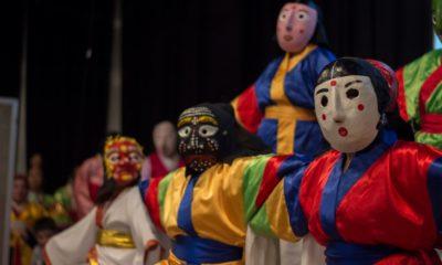 Xiah Pop Foto: Mascaras Coreanas