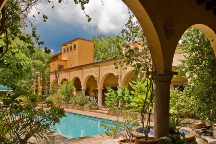 Recorri2 foto: Hacienda de los Santos