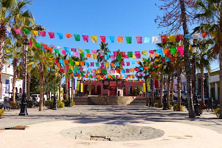 Zona Turística Foto: Plaza de armas