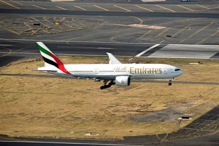 vuelo Mexico Dubai Emirates 2