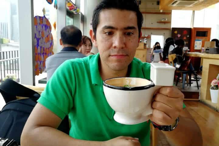 3 ¡cafés raros! de Seúl Foto El Souvenir 4