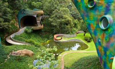 El Nido de Quetzalcóatl Foto: Atrchivo