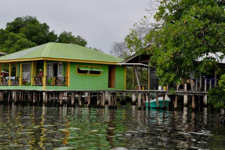 Bocas del Toro. Foto Christine Southworth