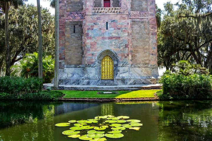 Bok Tower Caja musical Gigante Foto Bok Tower G 7