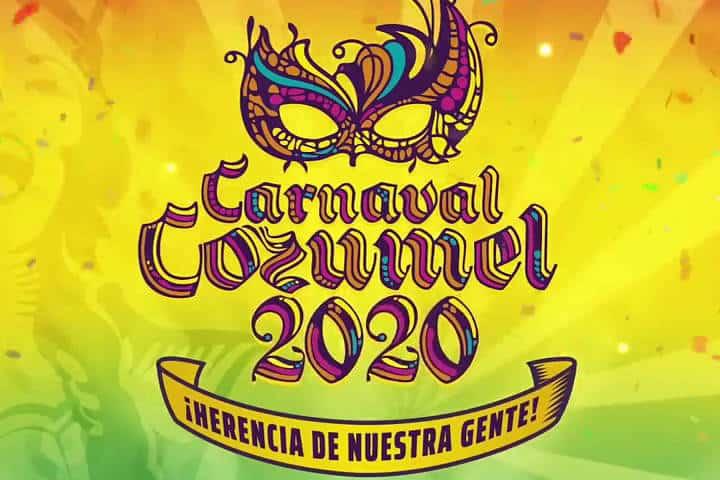 Carnaval de Cozumel 2020. Foto: Carnaval de Isla Cozumel