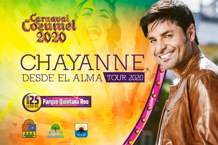 Calendario del Carnaval de Cozumel 2020. Foto: Carnaval de Isla Cozumel