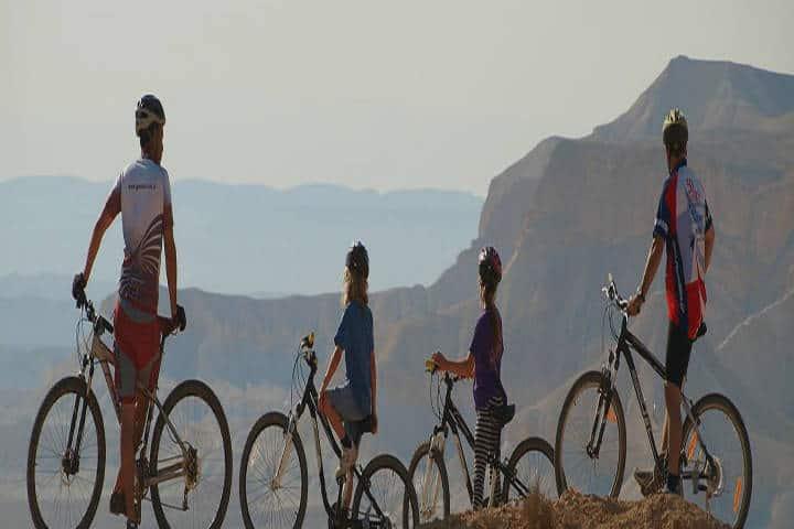 Ciclismo. Foto Ciclismo de Montaña México