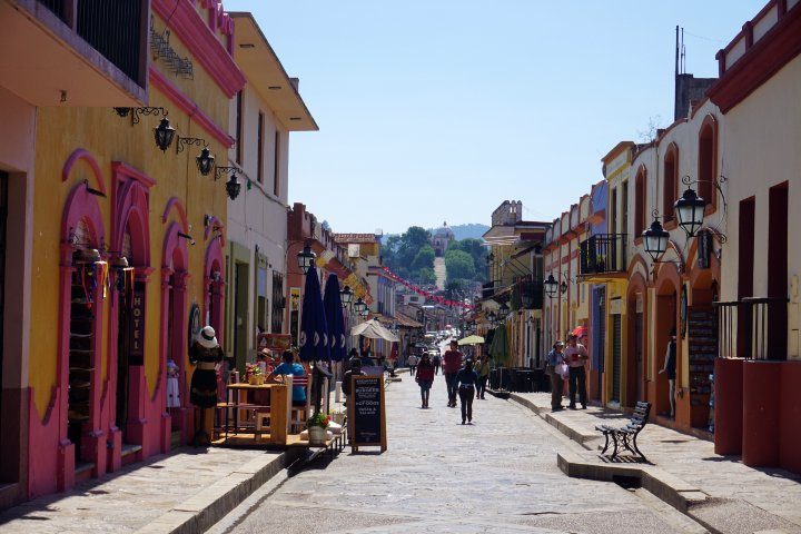 Clima en San Cristóbal de las Casas. Foto Guido hn.
