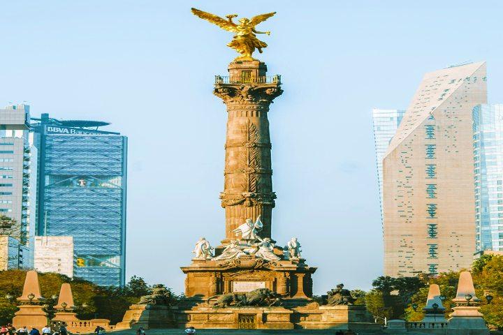 Cómo está la Ciudad de México en turismo. Foto Agustín Barrios.