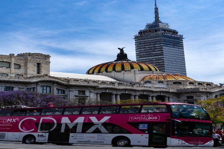 Cómo está la Ciudad de México en turismo. Foto Mike Bacos.