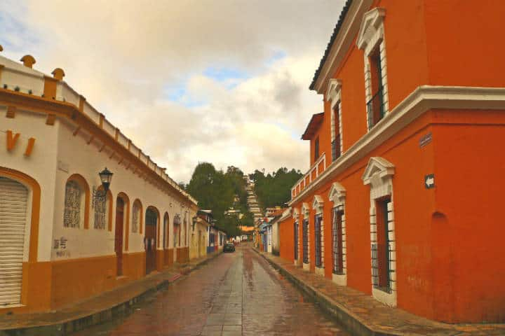 Como llegar a San Cristóbal de las Casas. Imagen Richard Weil