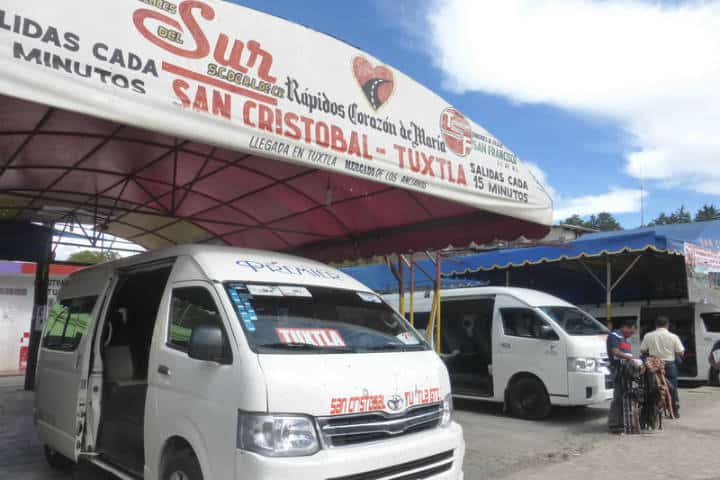Como llegar a San Cristóbal de las Casas. Imagen nomad-as