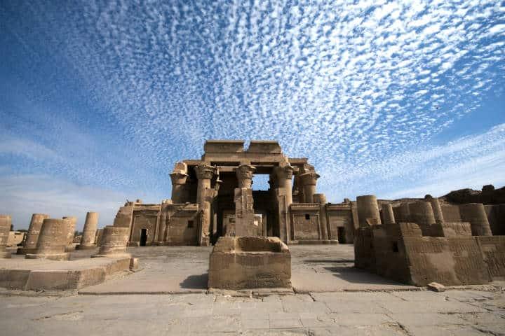 Conocer al increíble Egipto Foto Andrea Kirkby