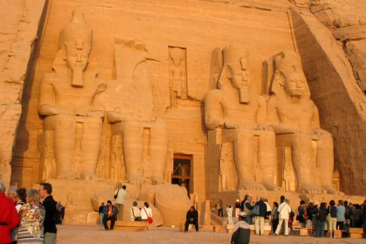 Conocer al increíble Egipto Foto Carlos Reusser Monsalvez