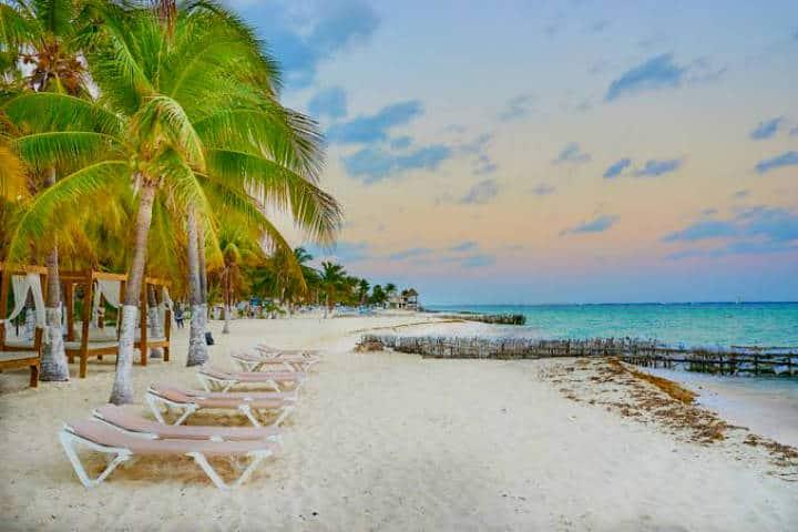 Costa Mujeres, Quintana Roo. Foto Buena Vibra