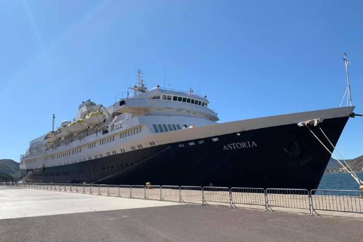 Crucero por el mar de Cortés. Foto: Pixabay
