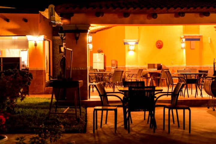 Dónde comer en Cuatro Ciénegas Foto Hotel Plaza