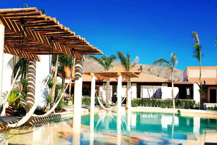 Dónde hospedarse en Cuatro Ciénegas Foto Hotel 1800