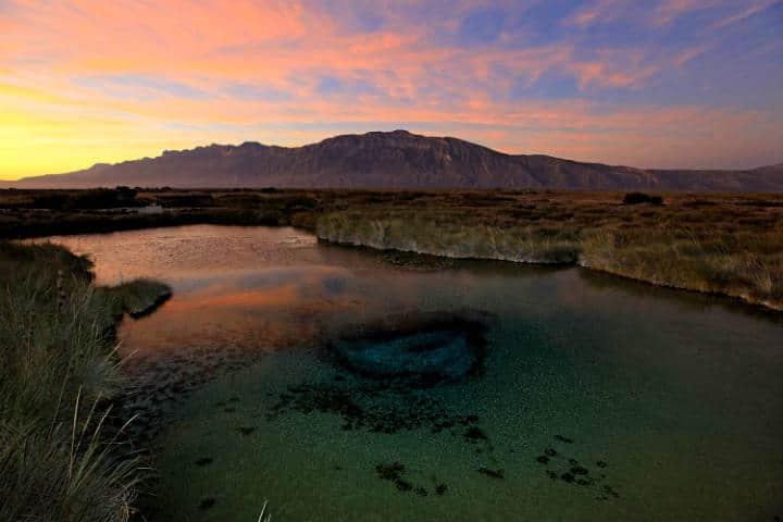 Dónde hospedarse en Cuatro Ciénegas Foto Instituto de ecología